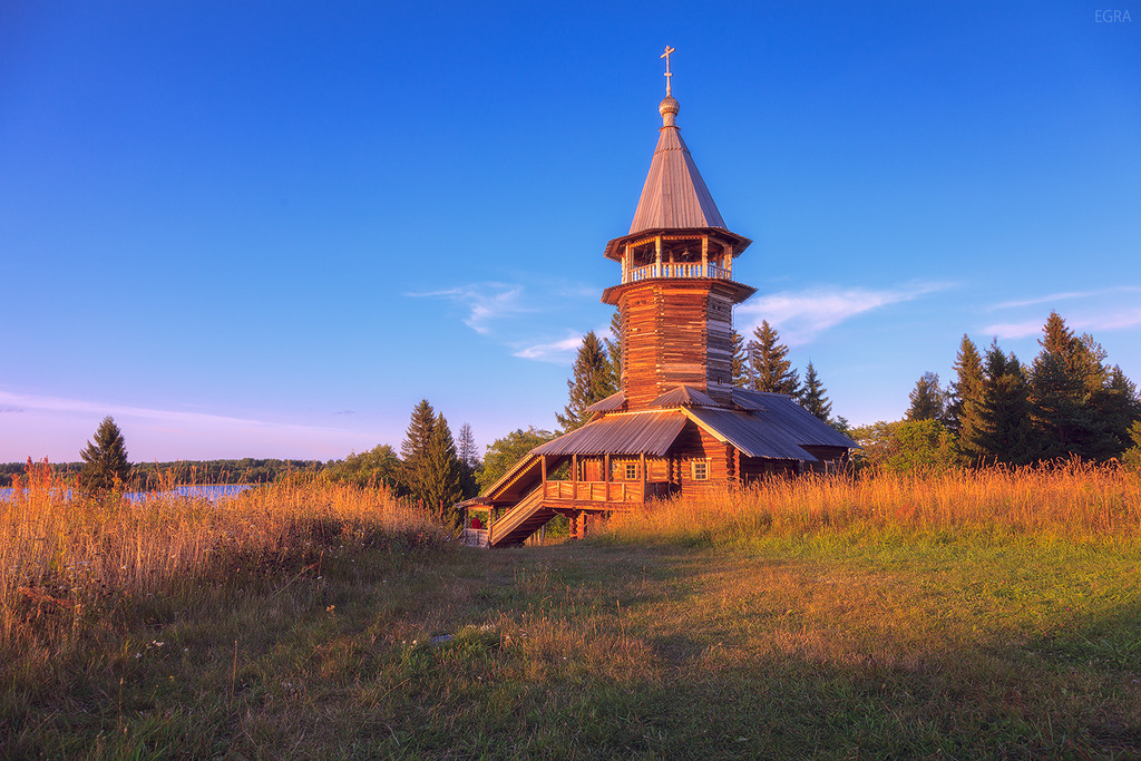 Island Kizhi: A place of unique churches in the Republic of Karelia - 14