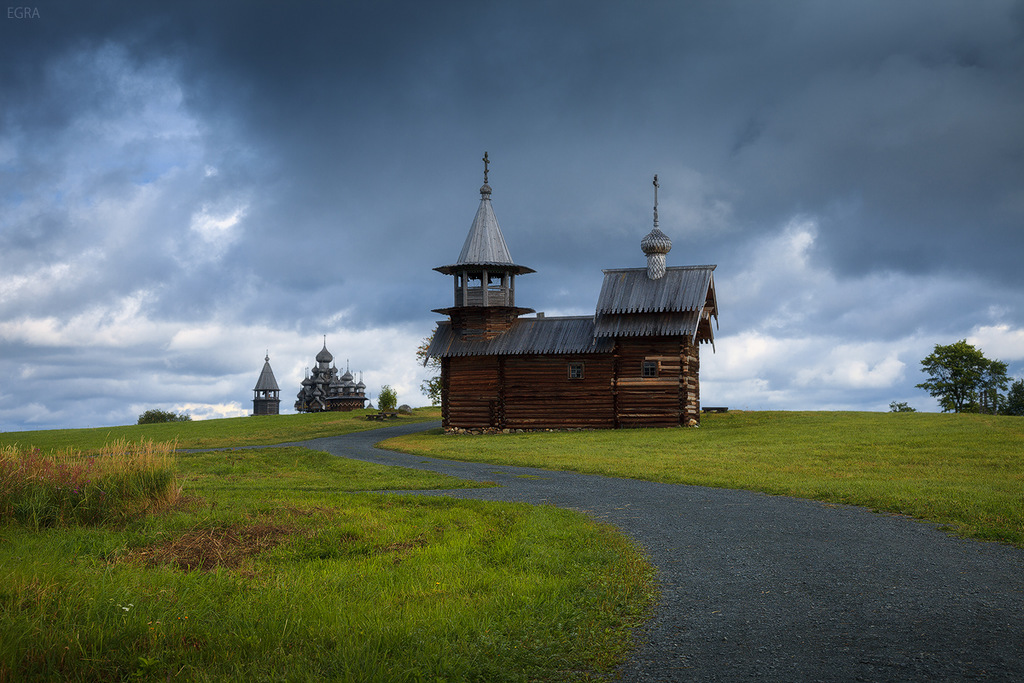 Island Kizhi: A place of unique churches in the Republic of Karelia - 05