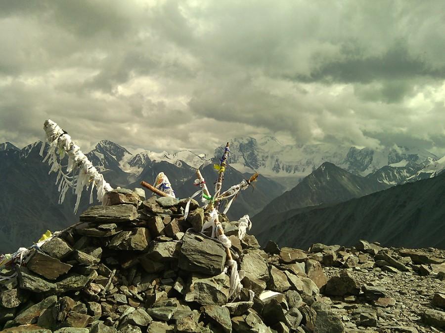 Kara-Tyurek pass, Altai Mountains