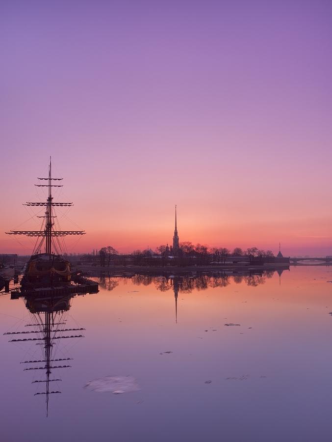 Night Saint Petersburg: Amazing photos of the city by Sergey Louks - 13