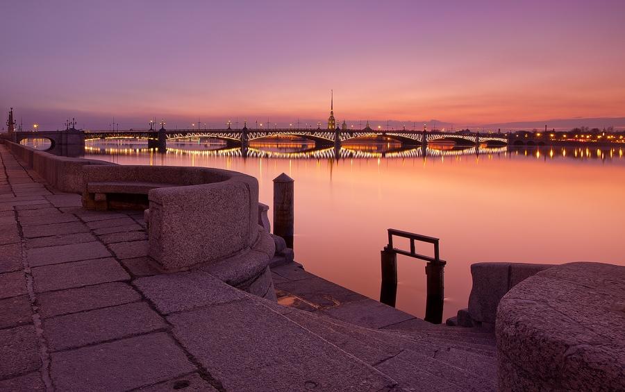 Night Saint Petersburg: Amazing photos of the city by Sergey Louks - 14