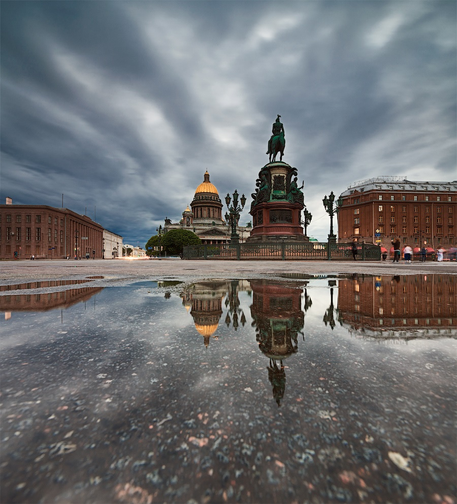 Night Saint Petersburg: Amazing photos of the city by Sergey Louks - 22