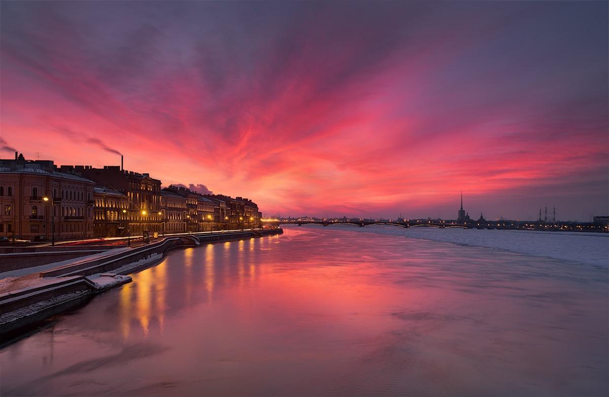 Night Saint Petersburg: Amazing photos of the city by Sergey Louks - 28