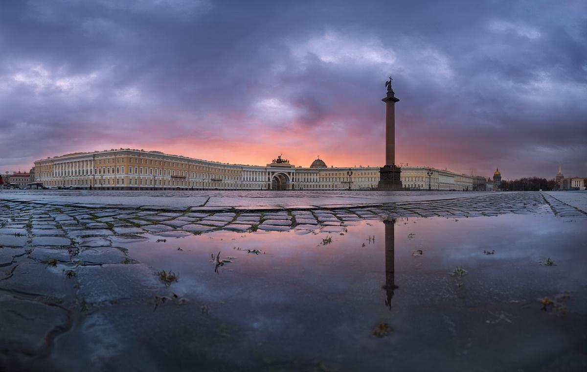 Night Saint Petersburg: Amazing photos of the city by Sergey Louks - 33