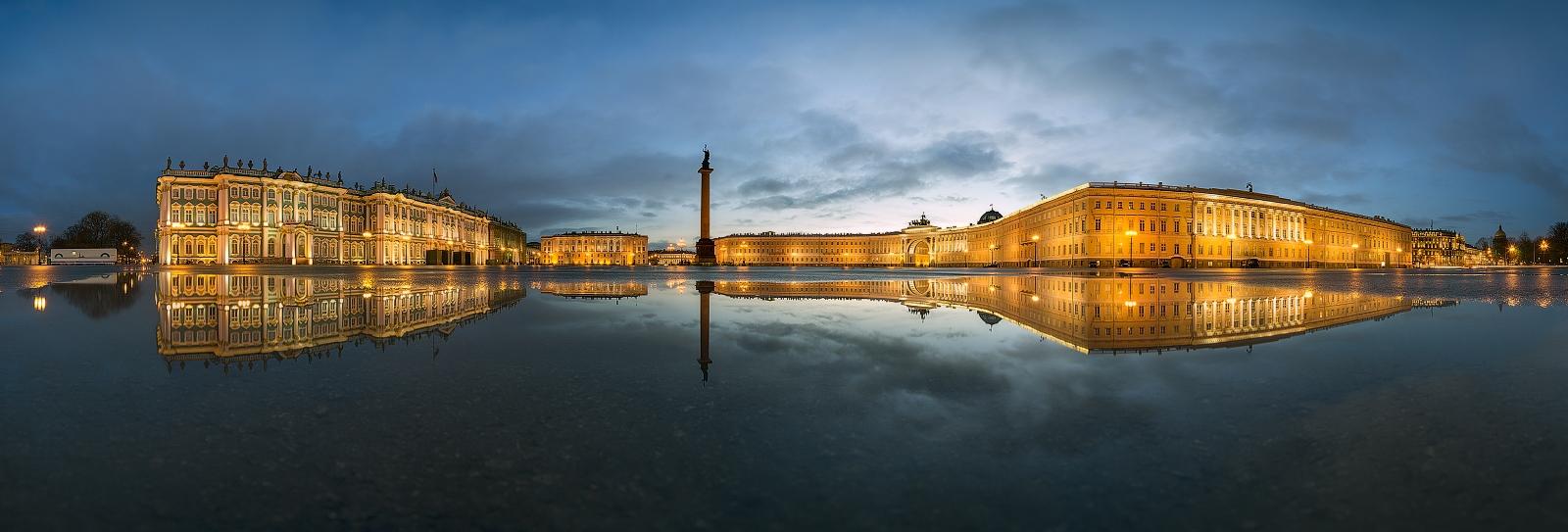 Night Saint Petersburg: Amazing photos of the city by Sergey Louks - 34