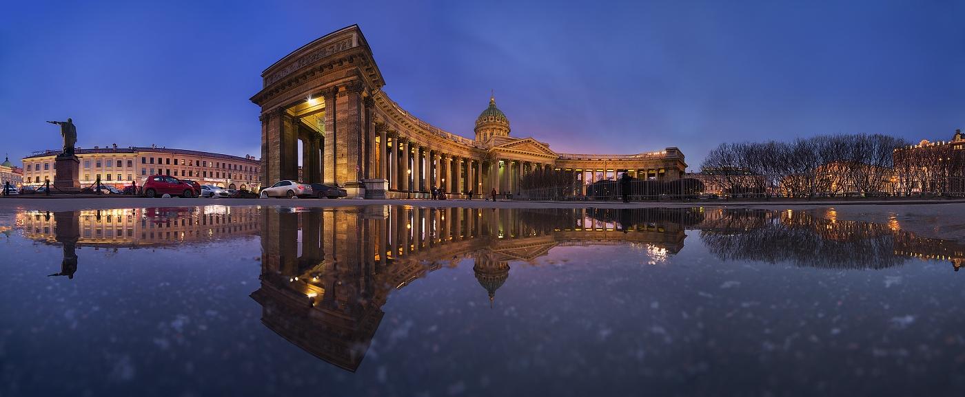 Night Saint Petersburg: Amazing photos of the city by Sergey Louks - 36