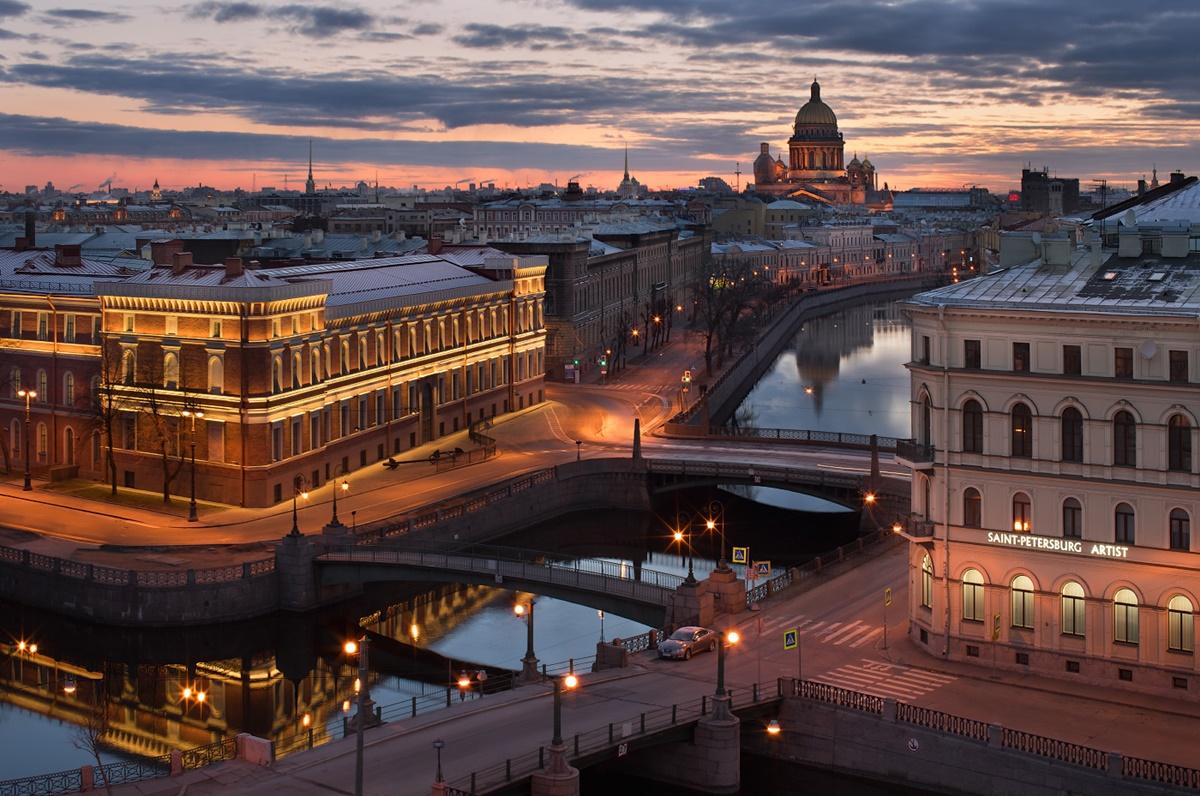 Night Saint Petersburg: Amazing photos of the city by Sergey Louks - 38