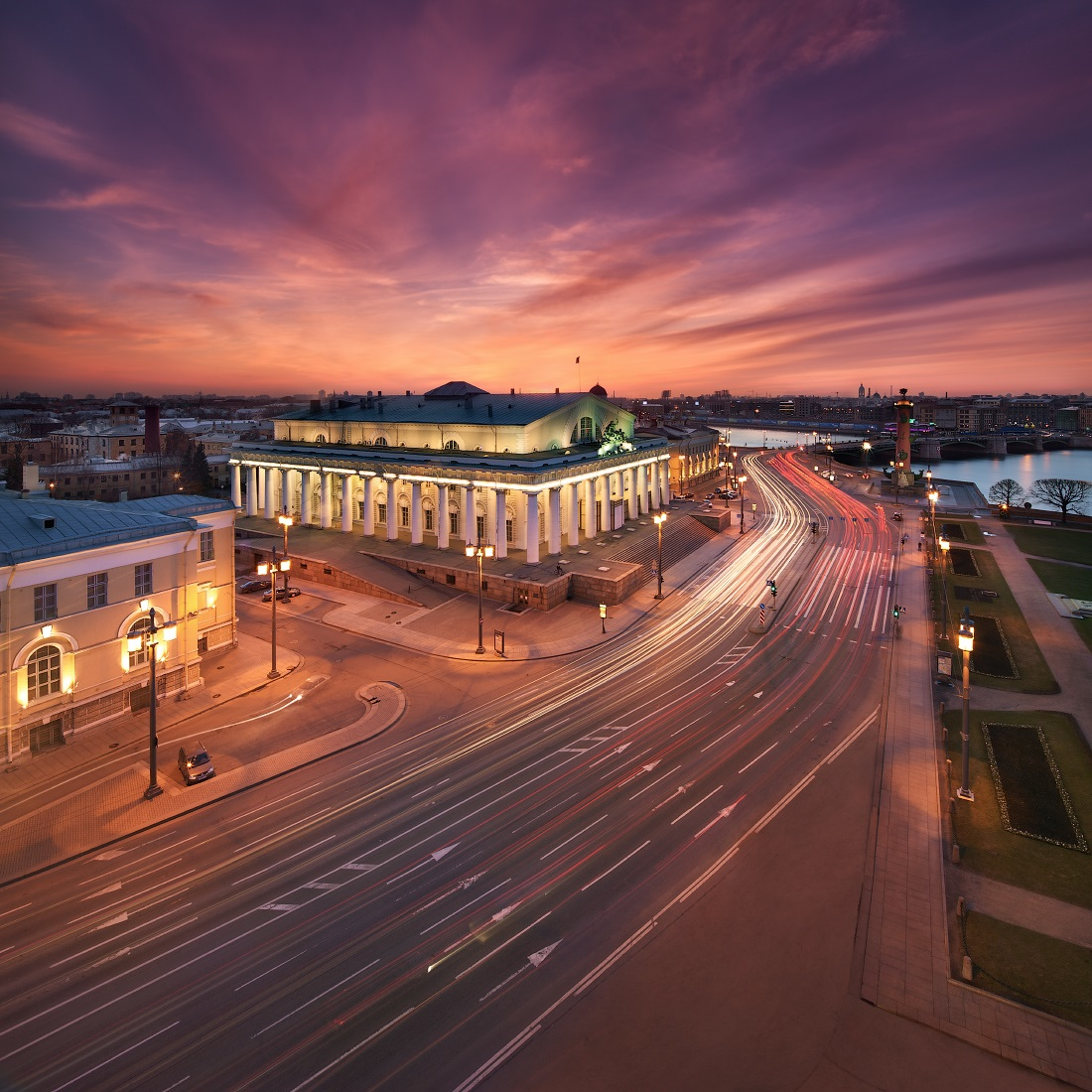Night Saint Petersburg: Amazing photos of the city by Sergey Louks - 39