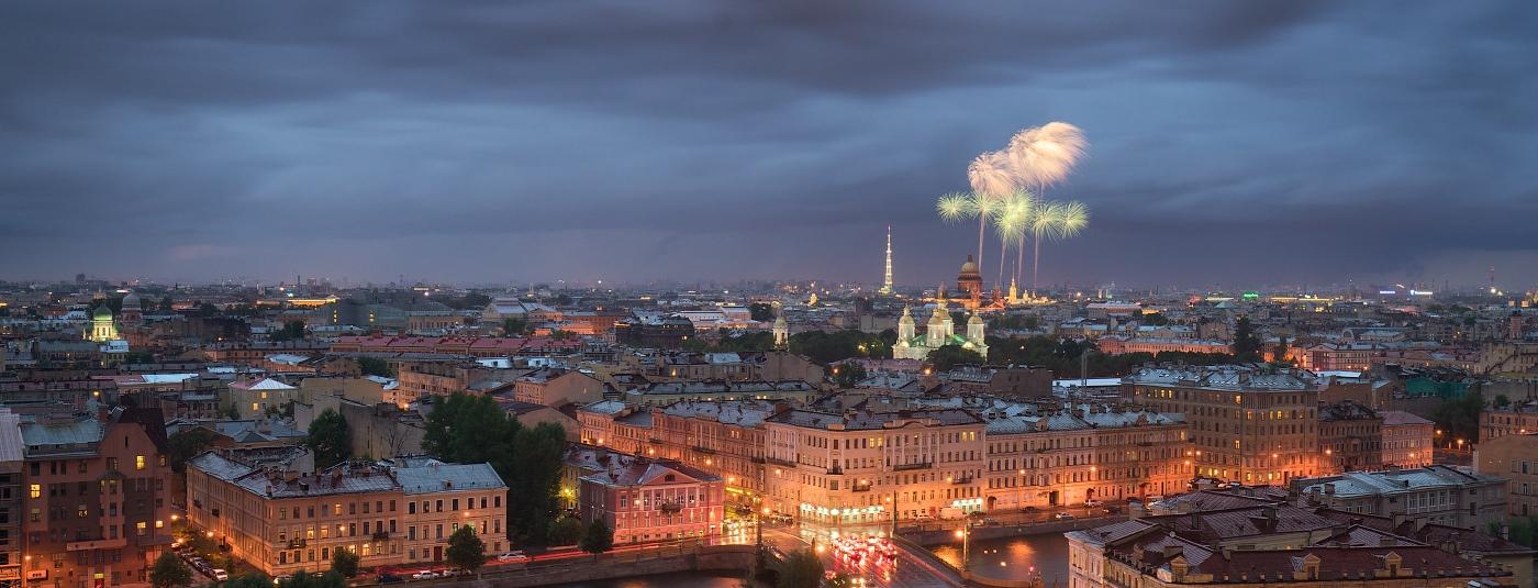 Night Saint Petersburg: Amazing photos of the city by Sergey Louks - 42