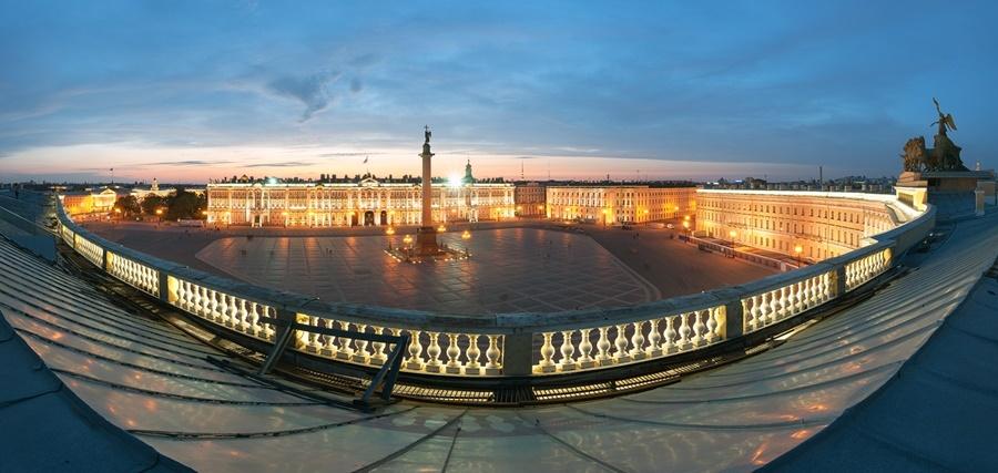 Night Saint Petersburg: Amazing photos of the city by Sergey Louks - 43