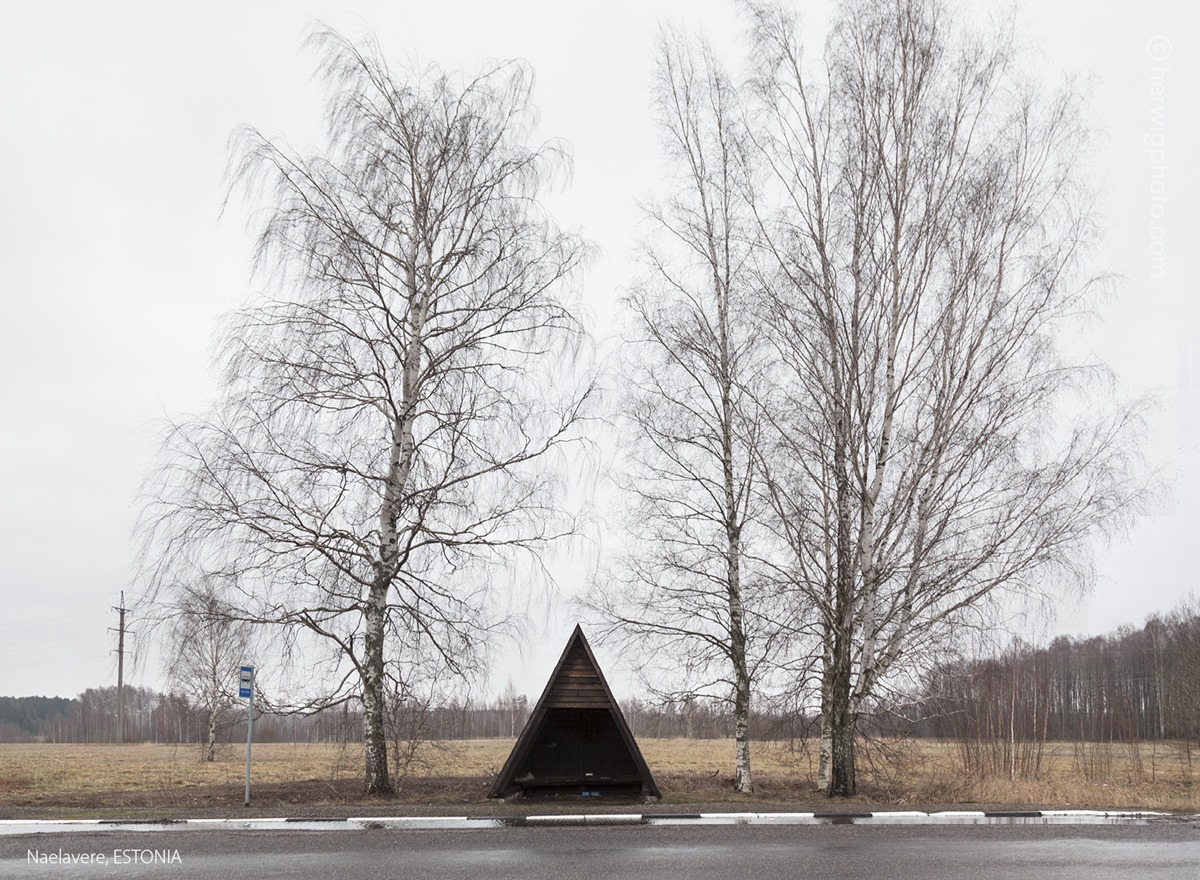 The USSR legacy: Photos of Soviet bus stops by Christopher Herwig - 39