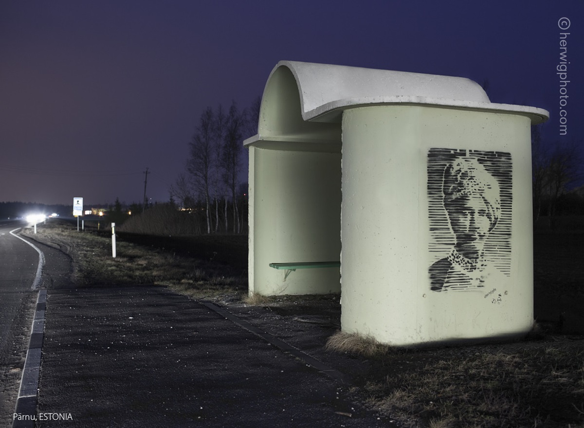The USSR legacy: Photos of Soviet bus stops by Christopher Herwig - 43