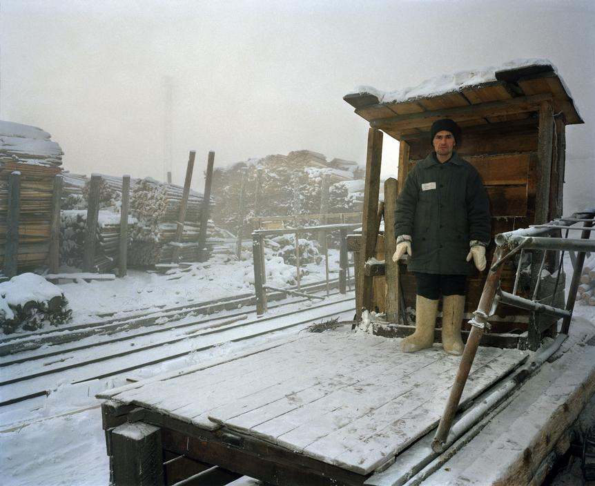 Zona by Carl De Keyzer: Siberian Gulags turned into prison camps - 35