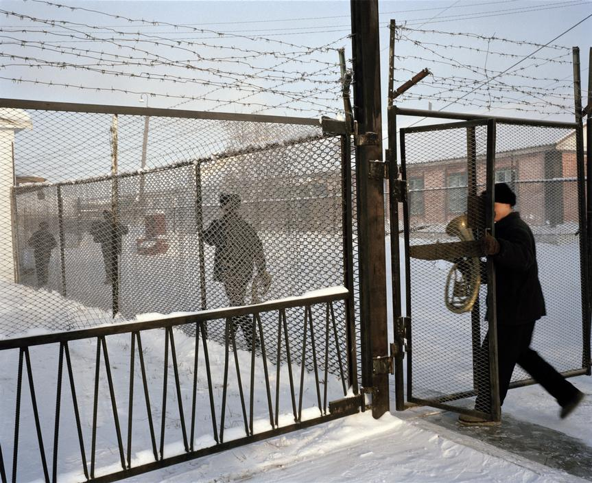 Zona by Carl De Keyzer: Siberian Gulags turned into prison camps - 36