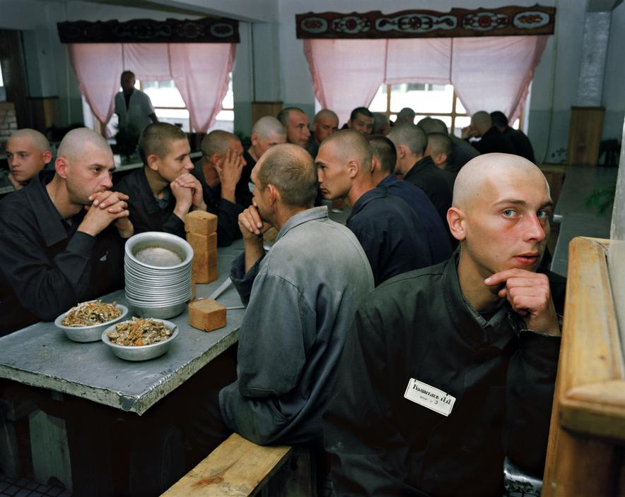 Zona by Carl De Keyzer: Siberian Gulags turned into prison camps - 44