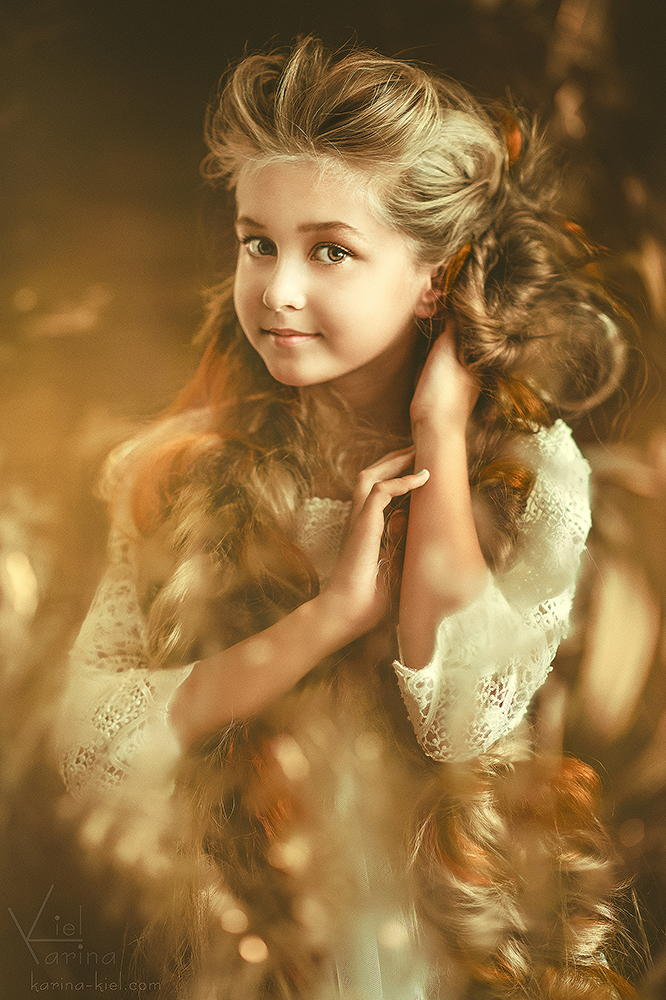 Children's wonderland: Magic photography of kids by Karina Kiel - 11