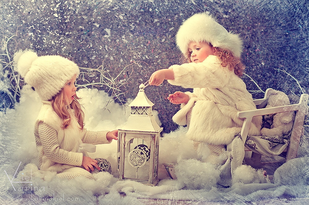 Children's wonderland: Magic photography of kids by Karina Kiel - 18