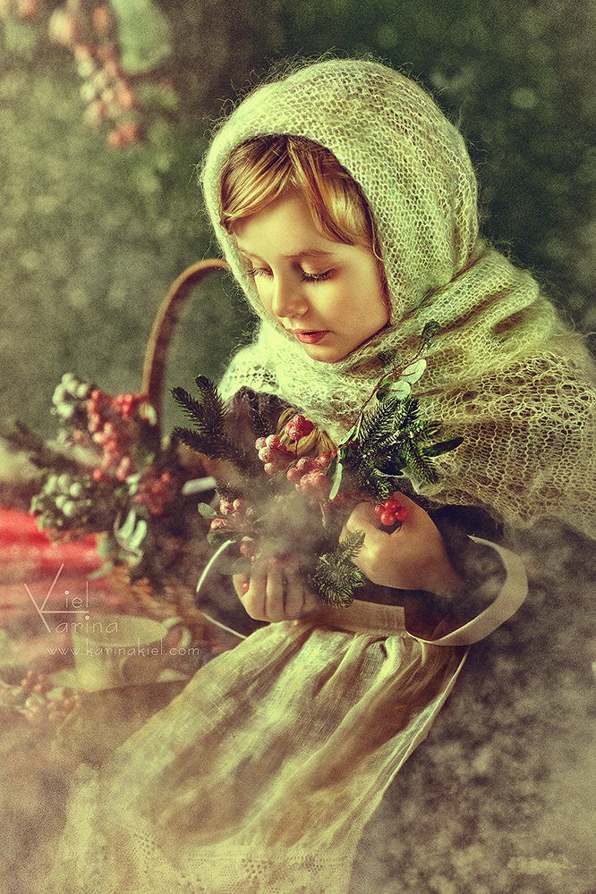 Children's wonderland: Magic photography of kids by Karina Kiel - 08