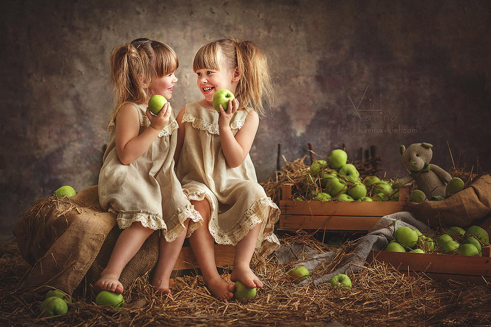 Children's wonderland: Magic photography of kids by Karina Kiel - 09