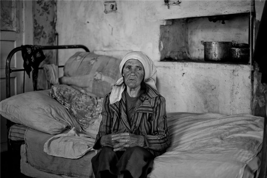Photo project Forgotten Russia: Forlorn and dying villages - Gladskoye - 12
