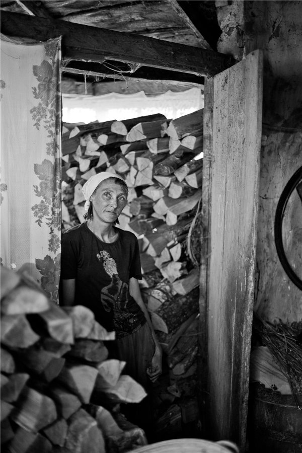 Photo project Forgotten Russia: Forlorn and dying villages - Gladskoye - 13