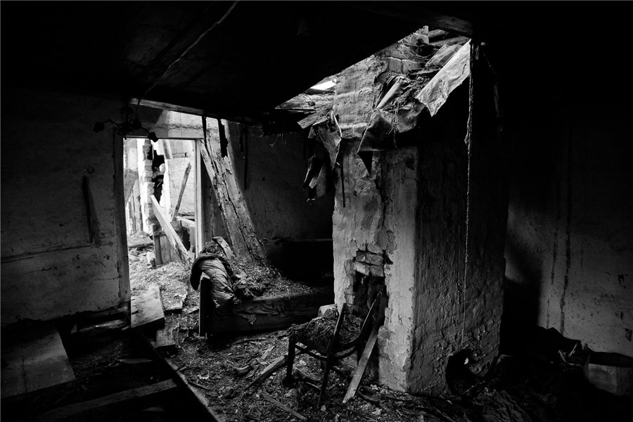 Photo project Forgotten Russia: Forlorn and dying villages - Kryuchki - 05