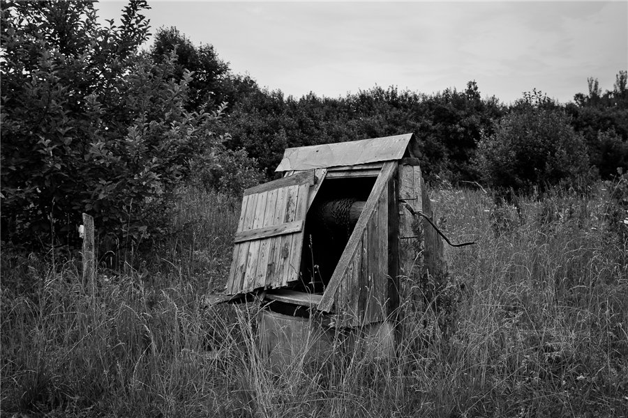 Photo project Forgotten Russia: Forlorn and dying villages - Kryuchki - 07