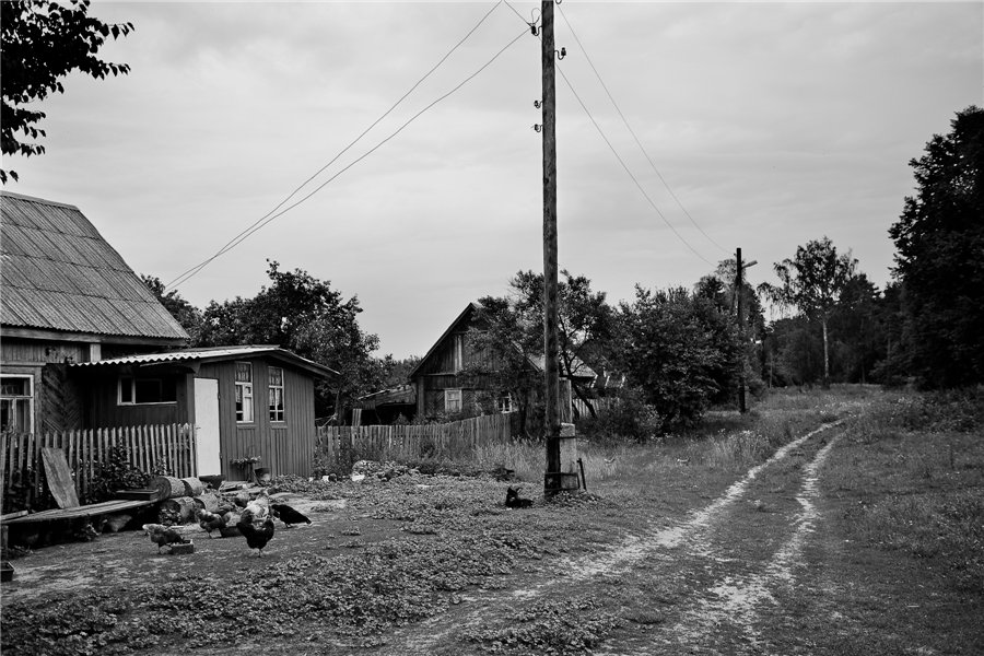 Photo project Forgotten Russia: Forlorn and dying villages - Kryuchki - 09