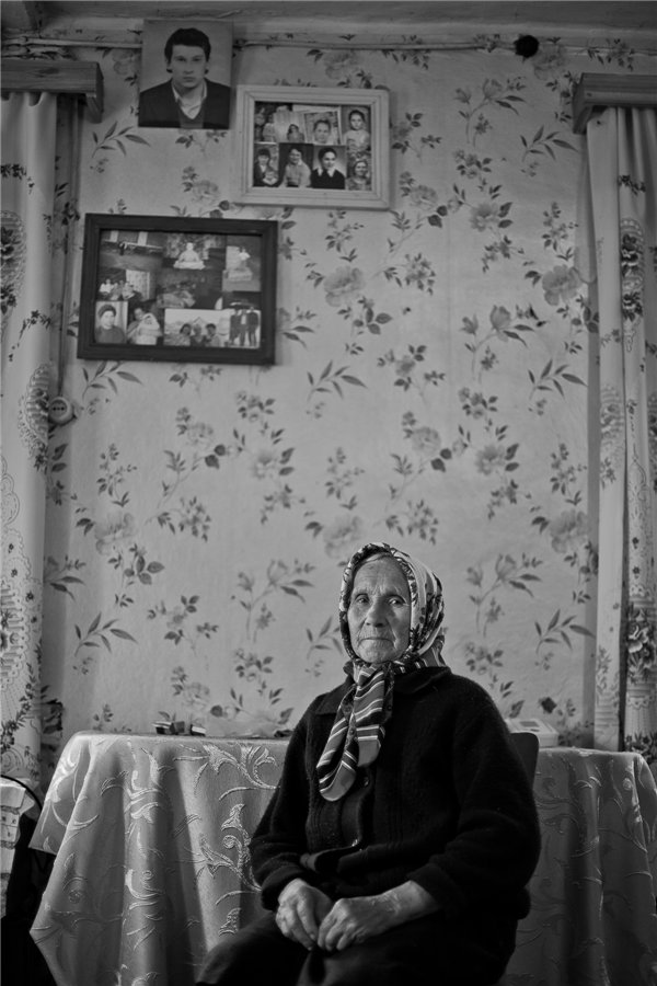 Photo project Forgotten Russia: Forlorn and dying villages - Osinki - 10