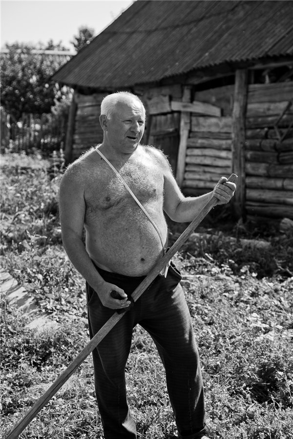 Photo project Forgotten Russia: Forlorn and dying villages - Pozhar - 10