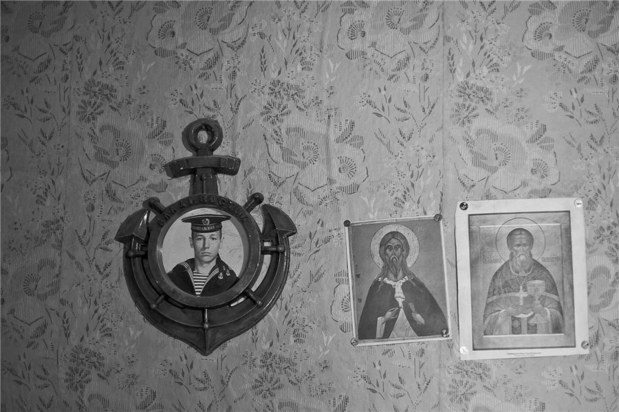 Photo project Forgotten Russia: Forlorn and dying villages - Pozhar - 30