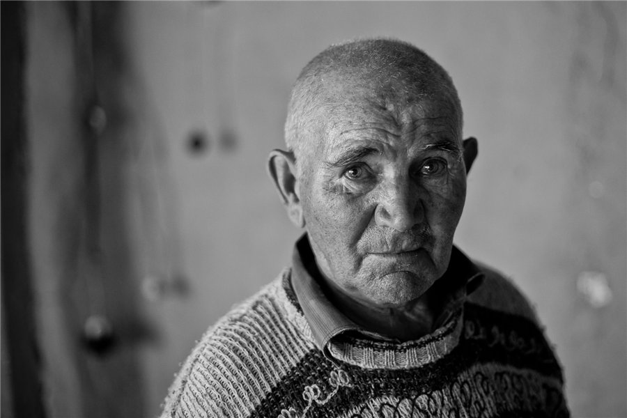 Photo project Forgotten Russia: Forlorn and dying villages - Pozhar - 31