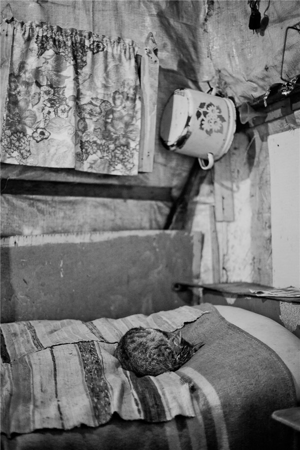 Photo project Forgotten Russia: Forlorn and dying villages - Shapkino - 13