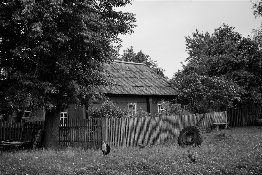 Photo project Forgotten Russia: Forlorn and dying villages - Uprusy - 13