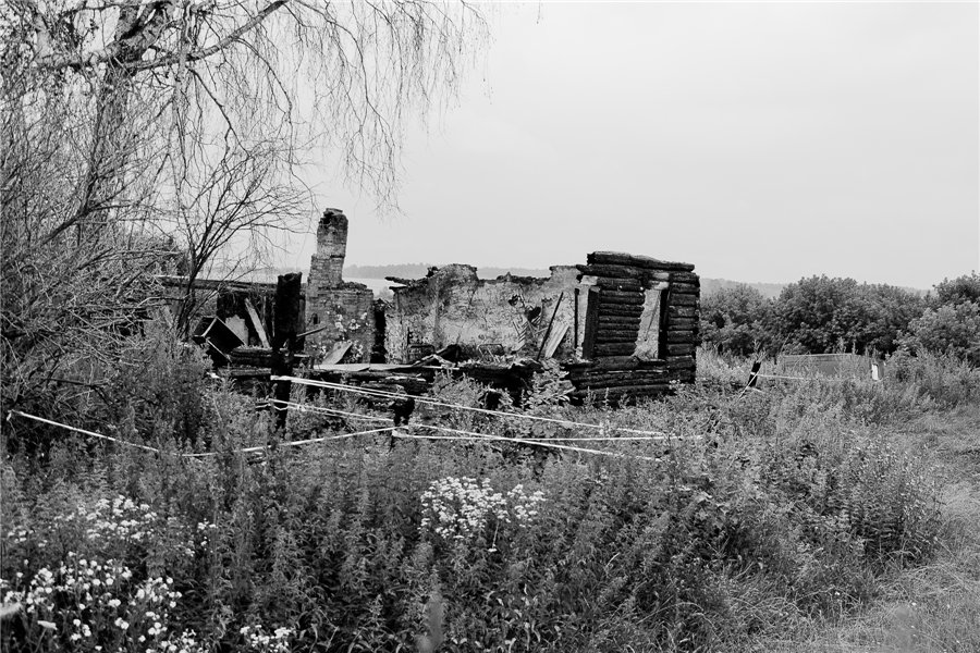 Photo project Forgotten Russia: Forlorn and dying villages - Urukovo - 25