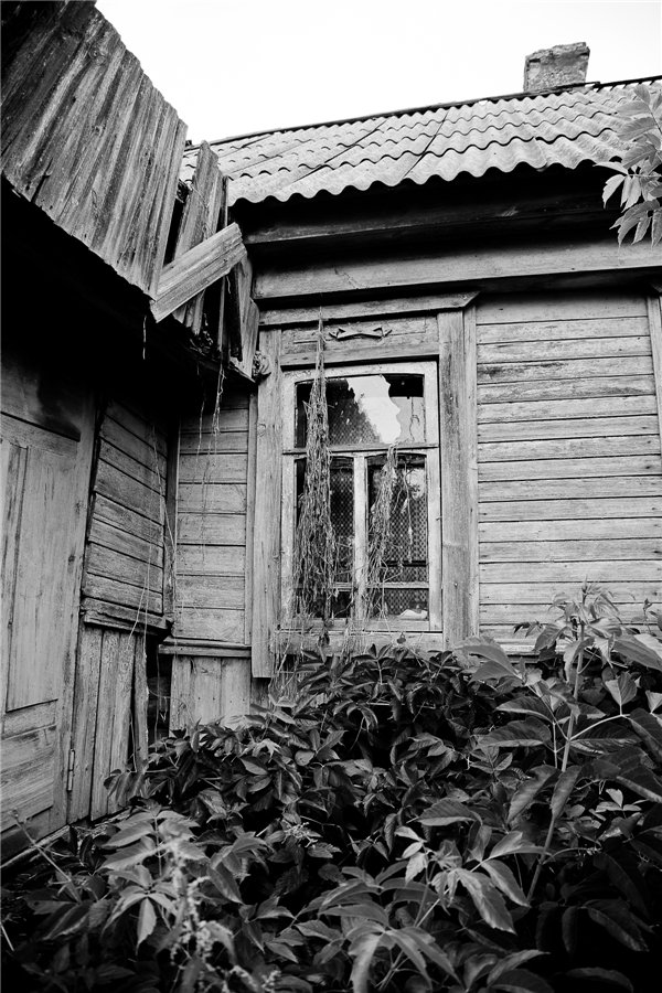 Photo project Forgotten Russia: Forlorn and dying villages - Urukovo - 05