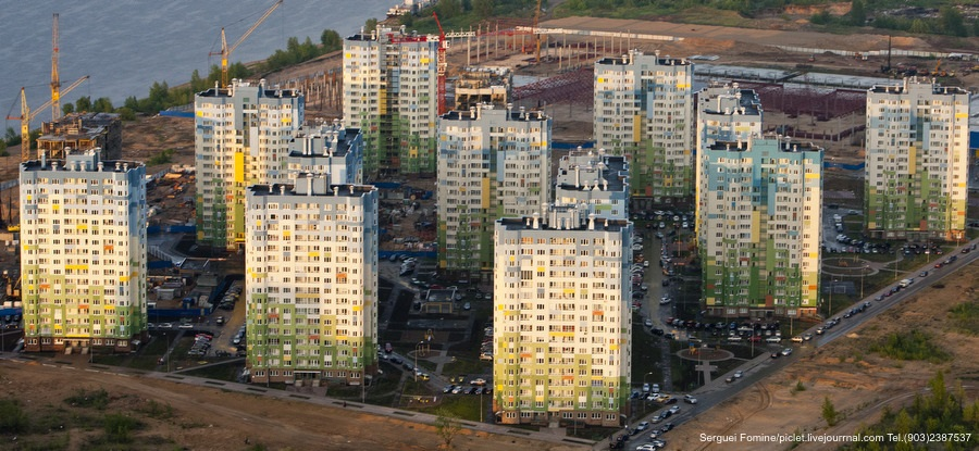 Russia from Above: Aerial photography project by Serguei Fomine - 12