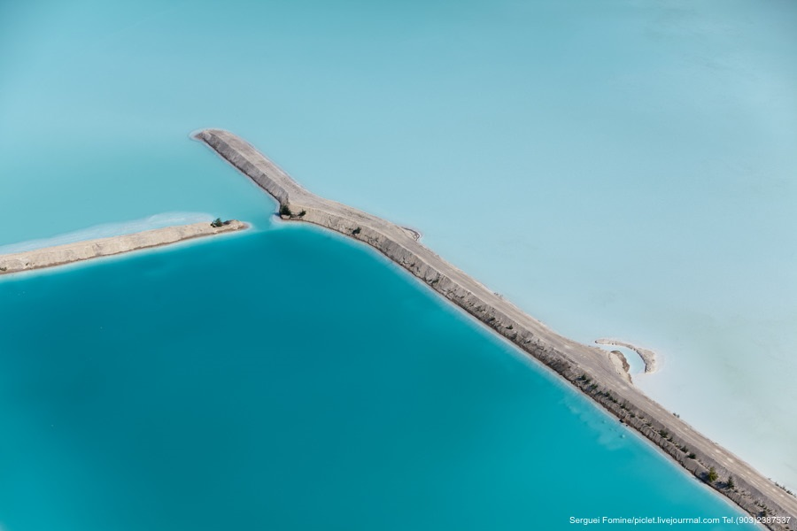Russia from Above: Aerial photography project by Serguei Fomine - 17