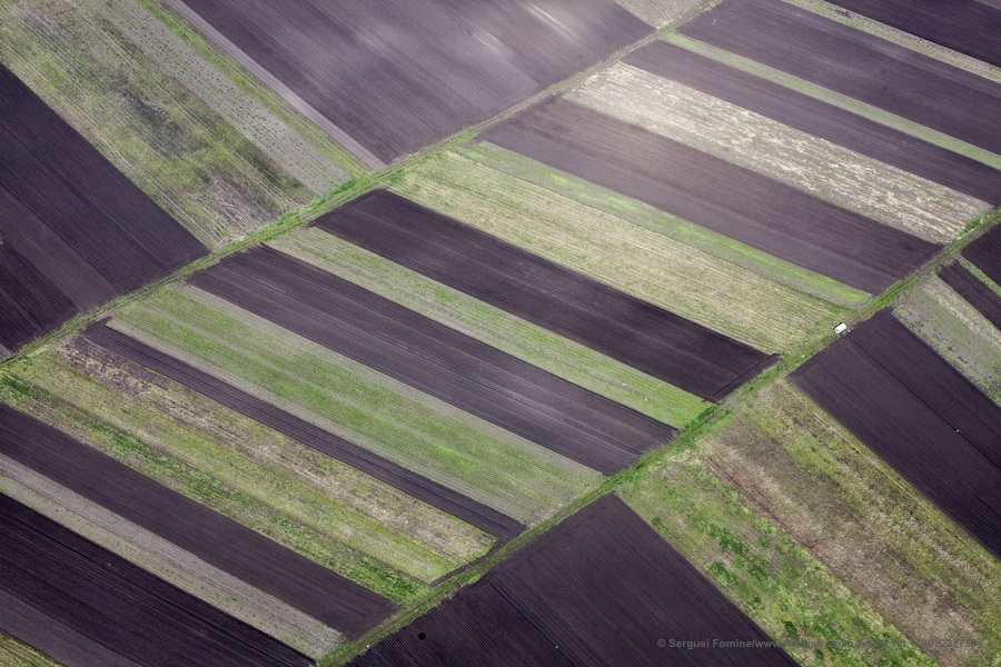 Russia from Above: Aerial photography project by Serguei Fomine - 44