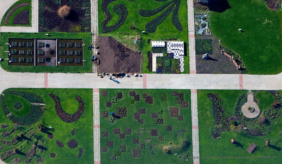Russia from Above: Aerial photography project by Serguei Fomine - 49