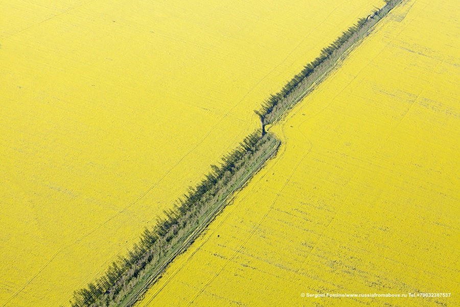 Russia from Above: Aerial photography project by Serguei Fomine - 56