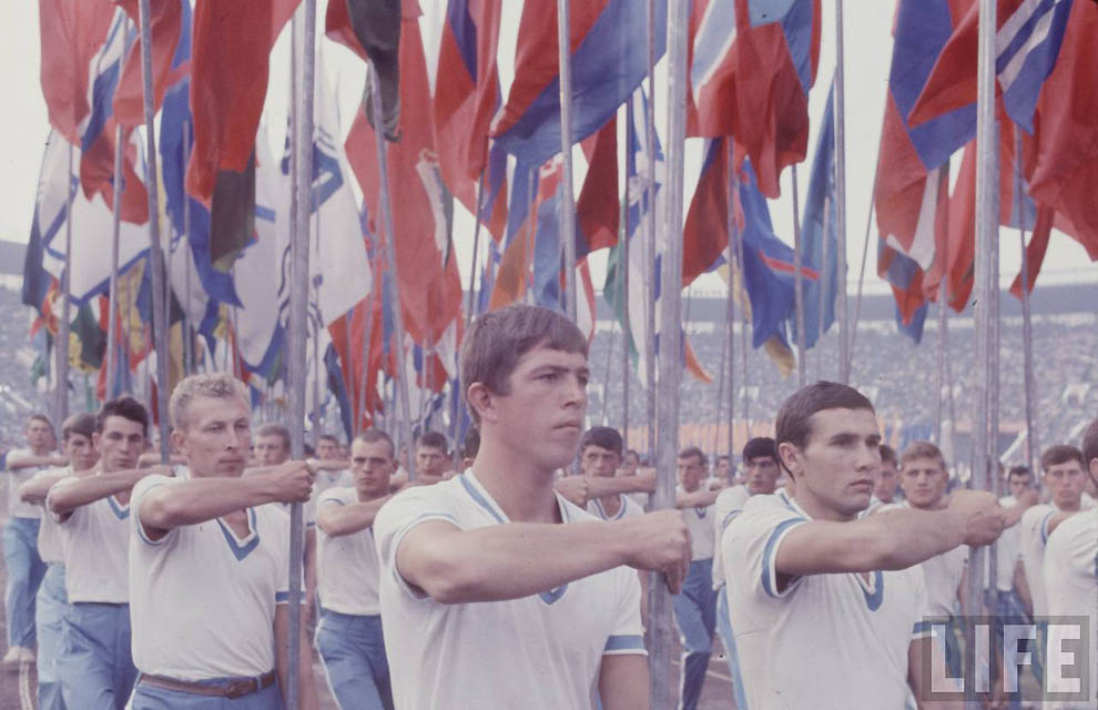 Soviet Youth: Photos of Soviet people from 1960s by Bill Eppridge - 27
