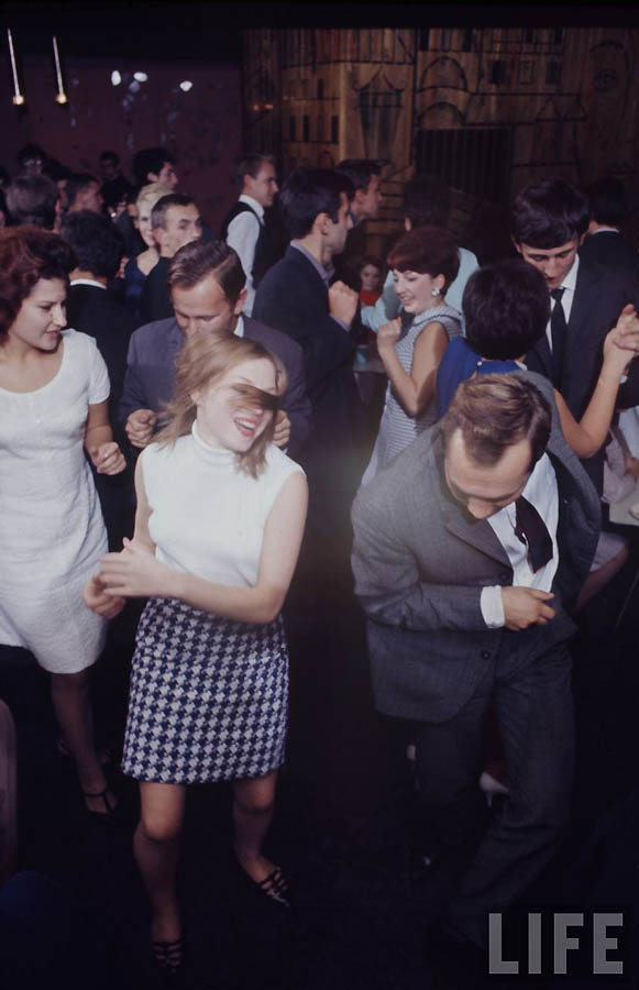 Soviet Youth: Photos of Soviet people from 1960s by Bill Eppridge - 40