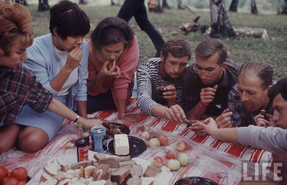 Soviet Youth: Photos of Soviet people from 1960s by Bill Eppridge - 44