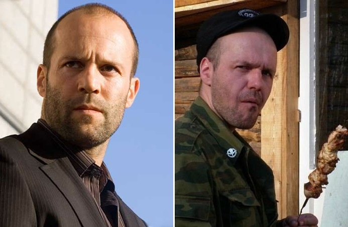 Jason Statham after living in Russia
