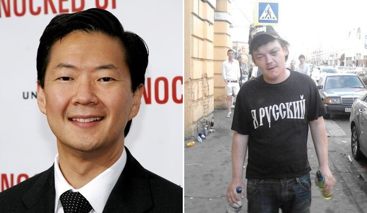 Ken Jeong after living in Russia