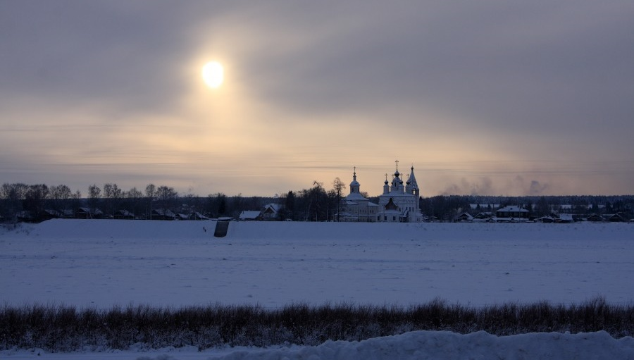 Veliky Ustyug: A northern city with old beautiful monasteries - 05