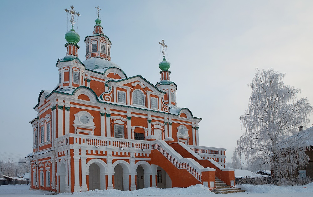 Veliky Ustyug: A northern city with old beautiful monasteries - 13