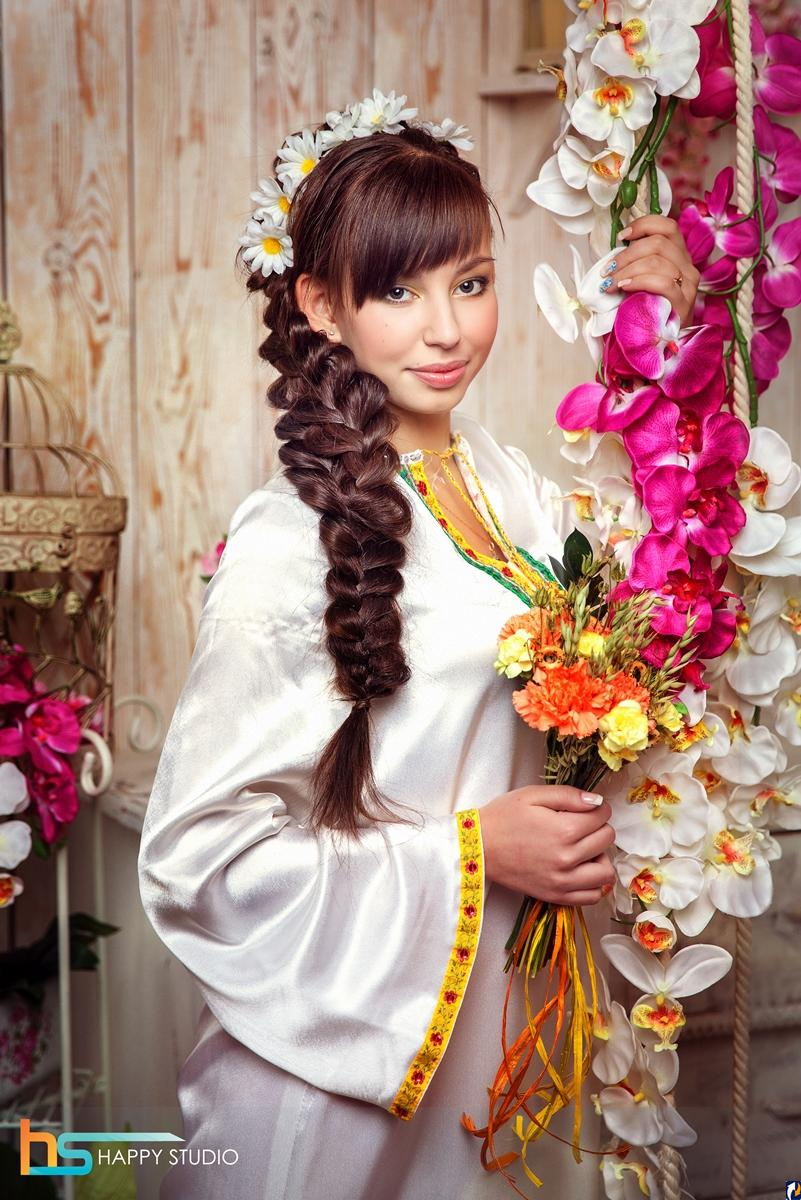 Russian girls from the contest Beauty of Russia: Spring photosession - 03