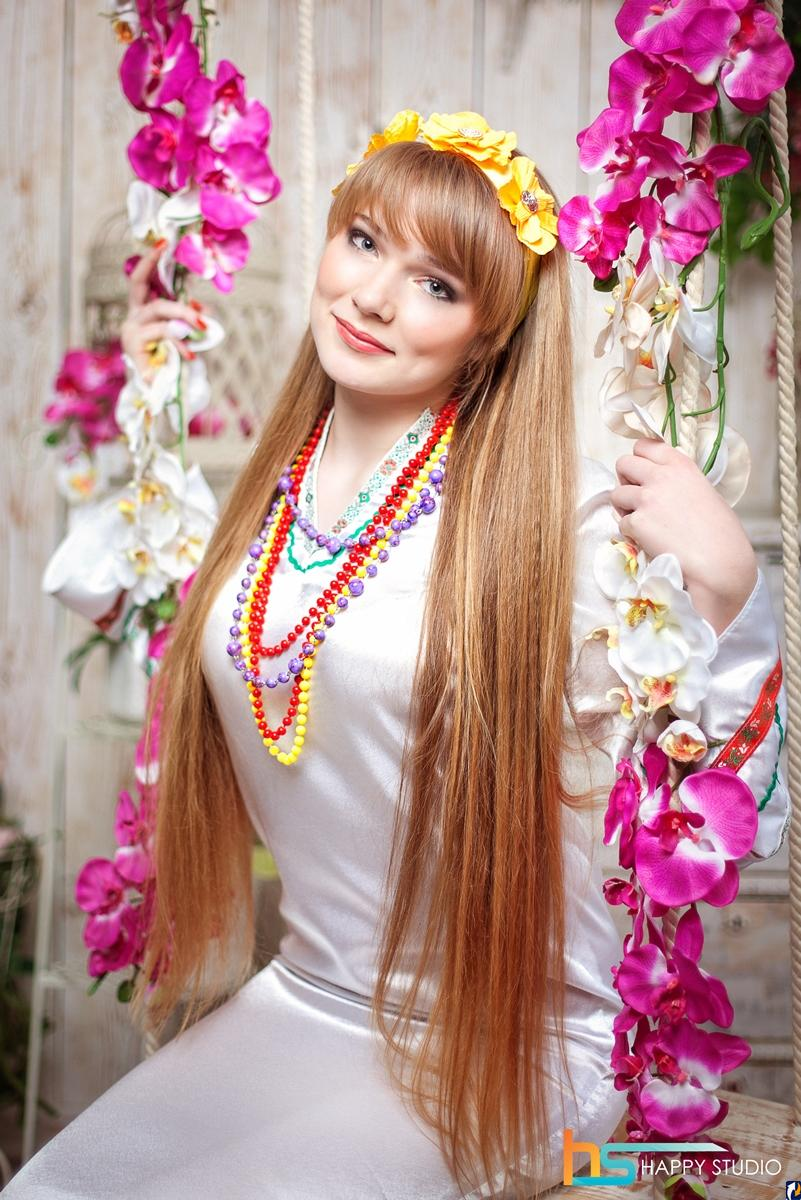 Russian girls from the contest Beauty of Russia: Spring photosession - 09